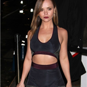 Christina Ricci at the ninth annual CFDA/Vogue Fashion Fund Awards 112625