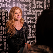 Connie Britton attends Glamour Presents 'These Girls' at Joe's Pub in New York City 128821