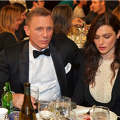 Daniel Craig and Rachel Weisz attend the 2012 BAFTA Los Angeles Britannia Awards 131454