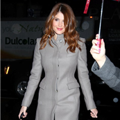 Gemma Arterton Heads into The Today Show to Promote Hansel & Gretel Witch Hunters 113971