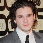 Kit Harington at the 2013 HBO Golden Globes Party at the Beverly Hilton Hotel 137192