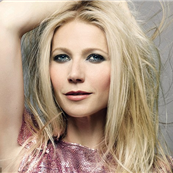 Gwyneth Paltrow's rocker look for Max Factor  135150