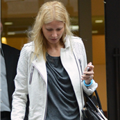 Gwyneth Paltrow on her way to a photo shoot in NYC 150169