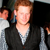 Prince Harry with Cressida Bonas at The Rum Kitchen in Westbourne Grove 144147