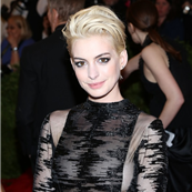 Anne Hathaway at the 2013 Costume Institute Gala 149762