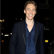 Tom Hiddleston leaves Thor 2 wrap party 128023