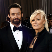 Hugh Jackman, Deborra-Lee Furness at the 85 Annual Academy Awards  141258