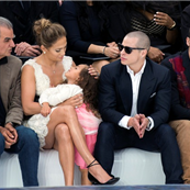 Jennifer Lopez at Chanel SS2013 at Paris Fashion Week 128251