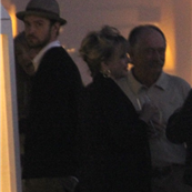 Justin Timberlake and Jessica Biel's pre-wedding party 129701