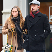 Jessica Biel and Justin Timberlake walk around NYC 142520