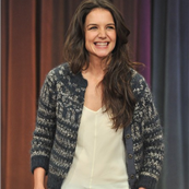 Katie Holmes on Jimmy Fallon  132281