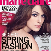 Keira Knightley covers Marie Claire  138862