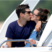 Keira Knightley and James Righton on their Honeymoon in Corsica, France  150415