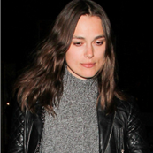 Keira Knightley pictured leaving the Groucho members club in Soho in the early hours of the day in London 151169