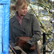 Nicole Kidman on the set of Before I Go To Sleep in London  145473