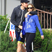 John Krasinski and Emily Blunt grab lunch in Beverly Hills 134755