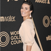 Lea Michele at the 2013 Miss Golden Globe Awards 133455