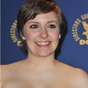 Lena Dunham at the 65th Annual Directors Guild Of America Awards 138683