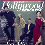 Les Miserables covers The Hollywood Reporter  133915