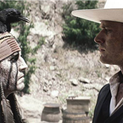 Johnny Depp and Armie Hammer in hilariously awful Lone Ranger trailer 134499