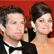 Guillaume Canet and Marion Cotillard at the Blood Ties Premiere during the 66th Annual Cannes Film Festival 152048