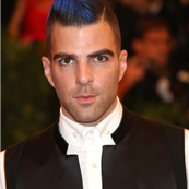 Zachary Quinto at the 2013 Costume Institute Gala 149694