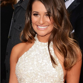 Lea Michele at the 70th Annual Golden Globe Awards  136804
