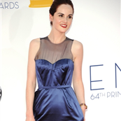 Michelle Dockery at the 2012 Emmy Awards  127198
