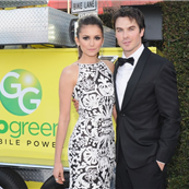 Nina Dobrev and Ian Somerhalder, February 2013 150144