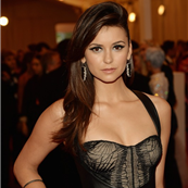 Nina Dobrev at the 2013 Costume Institute Gala 149196