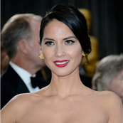 Olivia Munn at the 85th Annual Academy Awards  141089
