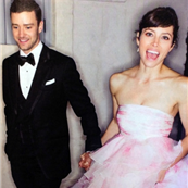 Justin Timberlake and Jessica Biel's wedding photo  130206