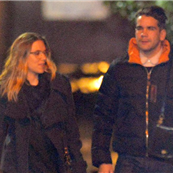 Scarlett Johansson and her new boyfriend Romain Dauriac out for dinner in New York City 133004