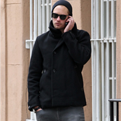 Alexander Skarsgard out in New York 140524