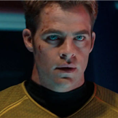 Chris Pine in Star Trek Into Darkness trailer  143402