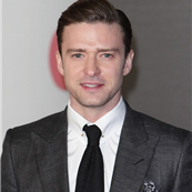 Justin Timberlake arrives at the 2013 Brit Awards  140693