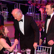 Jessica Biel, Joe Biden, and Justin Timberlake at the 2013 Time 100 Gala 147583