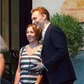 Tom Hiddleston greets fans in Madrid, Spain 127680