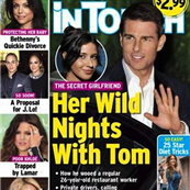 Tom Cruise rumoured new girlfriend Cynthia Jorge according to IN TOUCH Weekly 135349