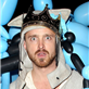 Aaron Paul at Maroon 5 Halloween party 131019