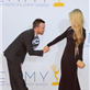 Aaron Paul and Lauren Parsekian at the 2012 Emmy Awards 127166