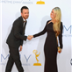 Aaron Paul and Lauren Parsekian at the 2012 Emmy Awards 127168