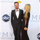 Aaron Paul and Lauren Parsekian at the 2012 Emmy Awards 127169