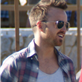 Aaron Paul shoots A Long Way Down in Spain with Pierce Brosnan, Toni Collette, and Imogen Poots 130158