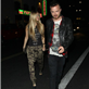 Aaron Paul back in LA with fiancée Lauren Parsekian after shooting in Europe  130755