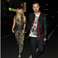 Aaron Paul back in LA with fiancée Lauren Parsekian after shooting in Europe  130757
