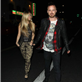 Aaron Paul back in LA with fiancée Lauren Parsekian after shooting in Europe  130759