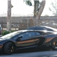 Aaron Paul drives a Lamborghini with a friend 134864