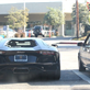 Aaron Paul drives a Lamborghini with a friend 134866