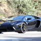 Aaron Paul drives a Lamborghini with a friend 134869